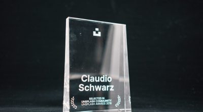 bedrijfsnaambord of award